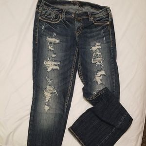 Silver Jeans Jeans - Silver jeans